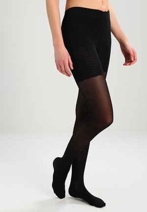 CELLULITE CONTROL 50 DEN - Tights - black