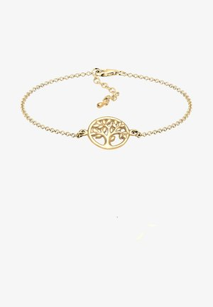 TREE OF LIFE - Armband - gold-coloured