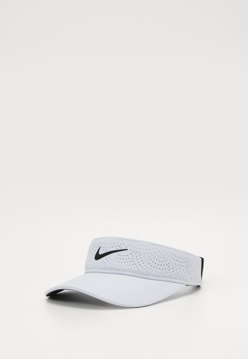 Nike Golf - VISOR - Kšiltovka - sky grey/anthracite/black