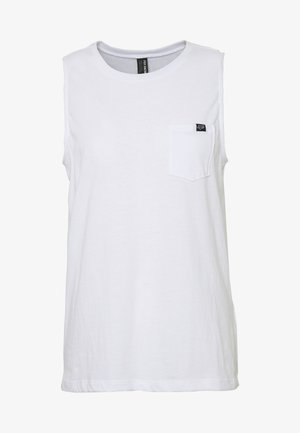 FLUTTER TANK - Top - white