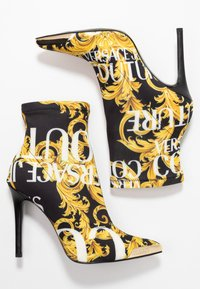 Versace Jeans Couture - High heeled ankle boots - multicolor - 3