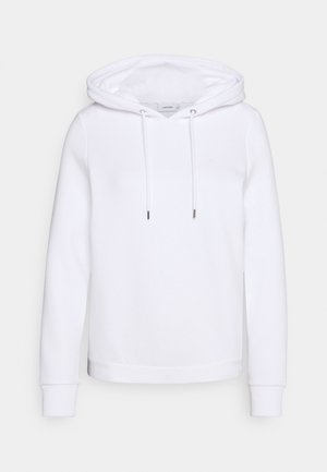 ATHLEISURE HOODIE - Sweat à capuche - bright white