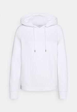 ATHLEISURE HOODIE - Hoodie - bright white