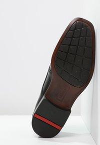 Lloyd - DAGAN - Elegantní šněrovací boty - schwarz - 4