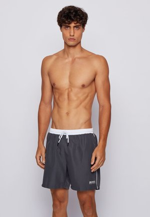 STARFISH - Swimming shorts - dark grey