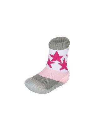 ADVENTURE-SOCKS STERNE - Slippers - rosa