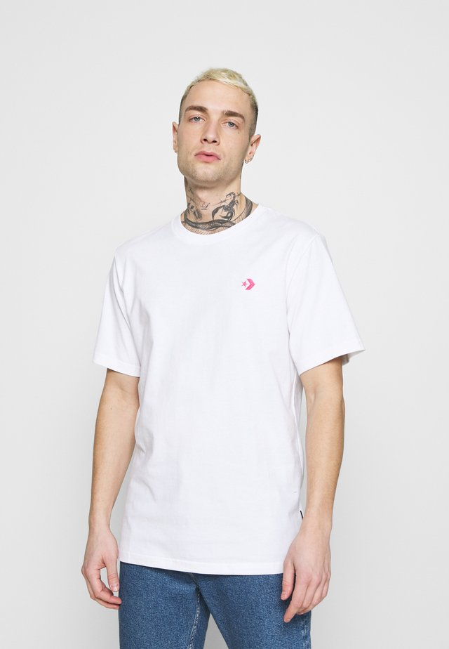 EXPLORATION TEAM SHORT SLEEVE TEE - T-shirt imprimé - white