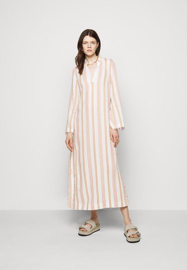 STEPHANIE BEACH CAFTAN - Robe longue - pink