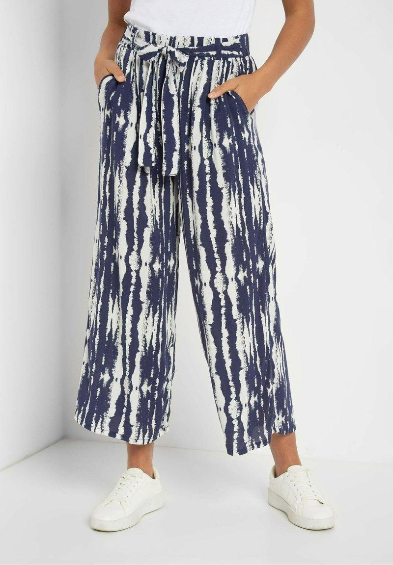 ORSAY - Trousers - tintenblau