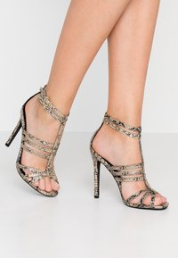 co wren - High heeled sandals - beige - 0