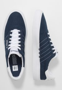 adidas Originals - 3MC - Trainers - collegiate navy/footwear white - 1