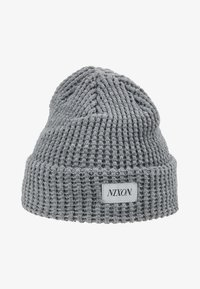 Nixon - WINTOUR BEANIE - Čepice - heather gray - 4