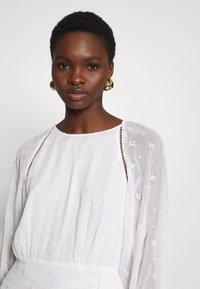Stevie May - ARDEN MINI DRESS - Day dress - white - 3