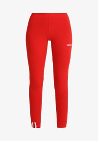 adidas Originals - COEEZE TIGHT - Legíny - active red - 3