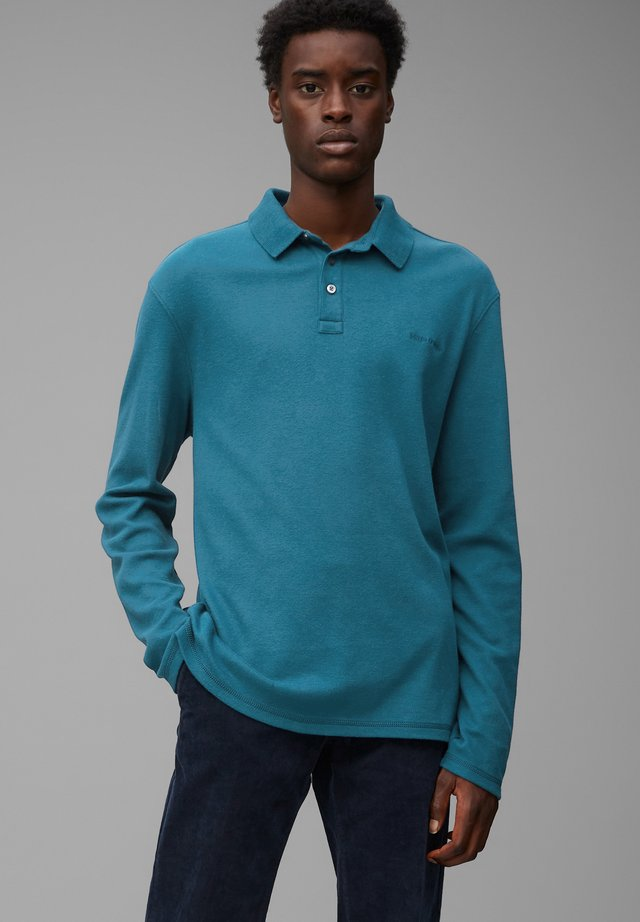 Polo shirt - legion blue