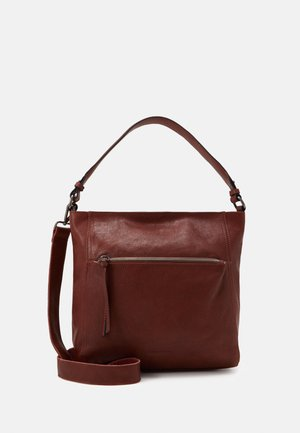 DAISY - Handbag - cognac