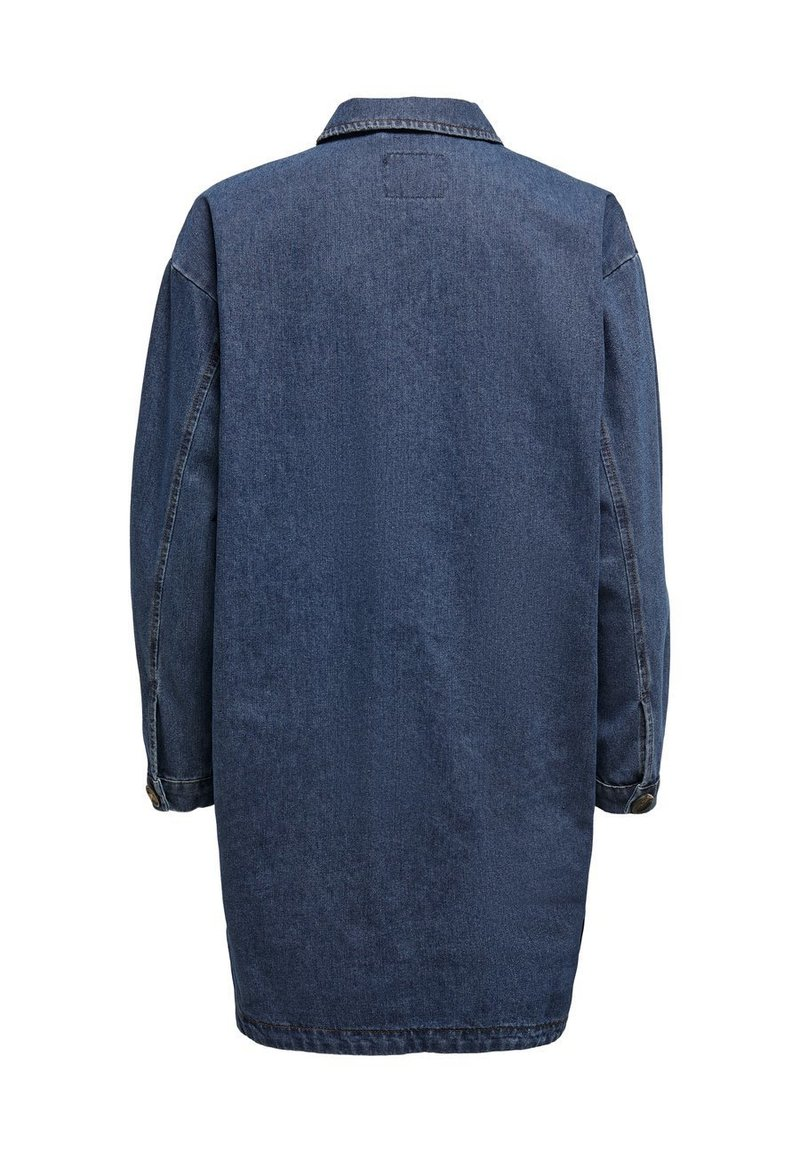 JDY Hemdbluse - medium blue denim/dunkelblau 9zgjYb