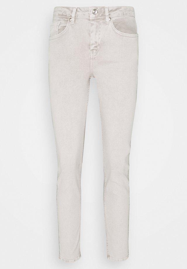 Slim fit jeans - cashew