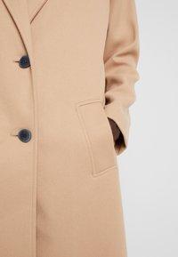 Dorothy Perkins Tall - UNLINED CROMBE - Zimní kabát - camel - 3