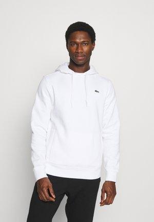 Luvtröja - white