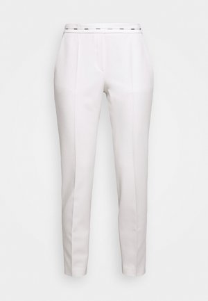 HAZENA - Trousers - natural