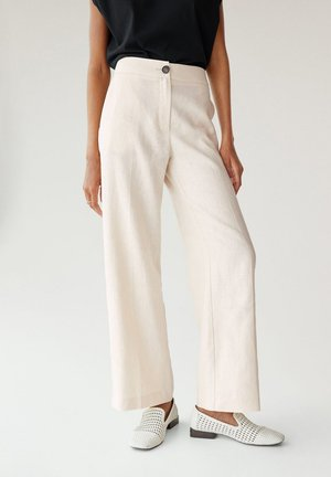 VELA-H - Trousers - crudo