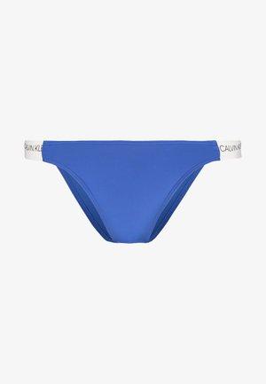 LOGO CHEEKY - Bikini bottoms - nautical blue