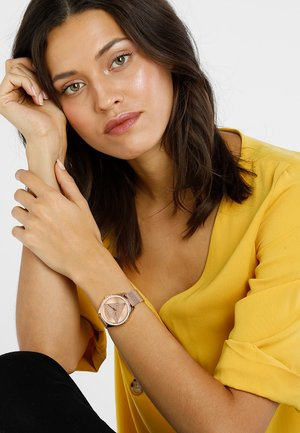 LADIES TREND - Watch - rose gold-coloured