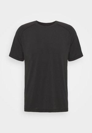 ACTIVE TEE - T-shirt basic - true black