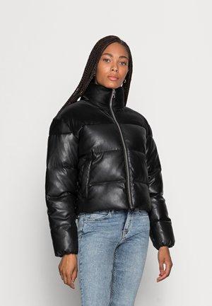 PADDED JACKET - Winter jacket - black