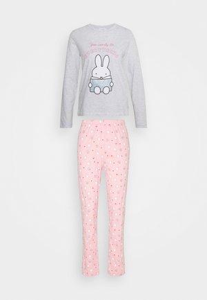 LONG SLEEVES LONG PANT  - Pyjama - multi-coloured