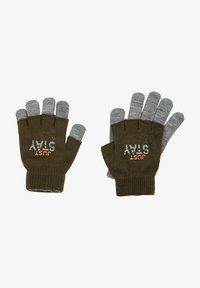 DeFacto - Gloves - khaki - 0