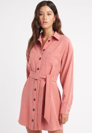 MONTMARTRE - Shirt dress - pink