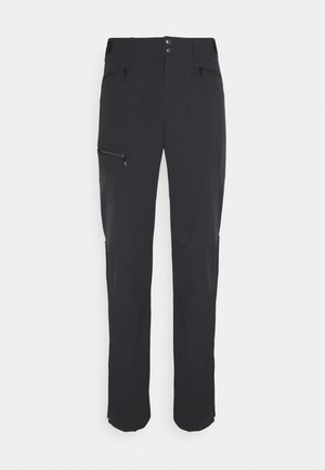 FALKETIND FLEX PANTS - Bukser - black