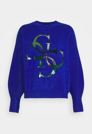 SUMMER - Sweter - surfing blue