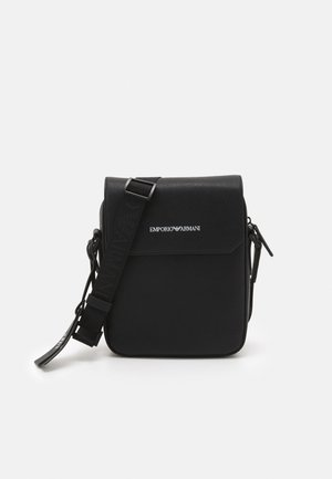 MESSENGER BAG UNISEX - Bandolera - black