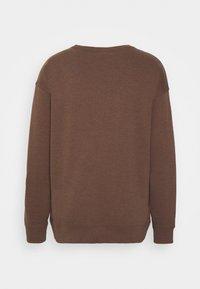 RETHINK Status - CREWNECK UNISEX - Sweatshirt - carafe - 1