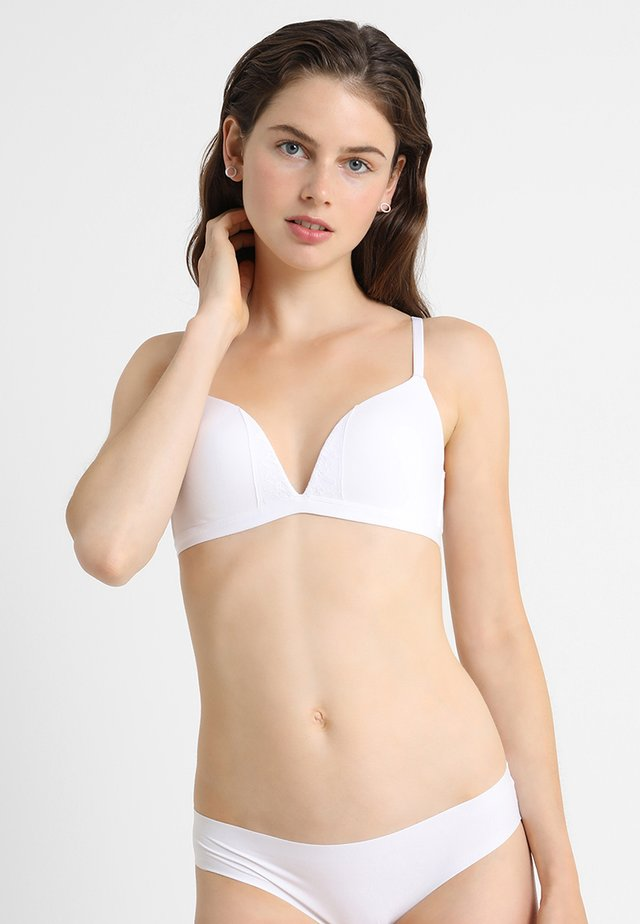 SMART - Soutien-gorge triangle - white