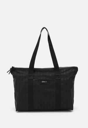 GWENETH LINE WORK - Tote bag - black