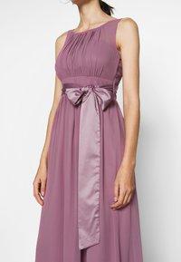 Dorothy Perkins - NATALIE DRESS - Suknia balowa - dark rose - 4