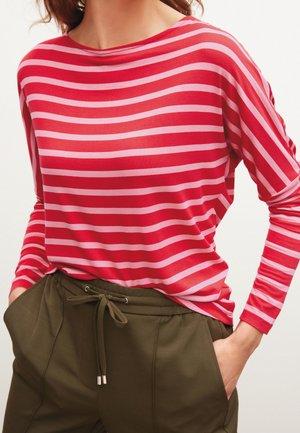 DOLMAN  - Long sleeved top - pink