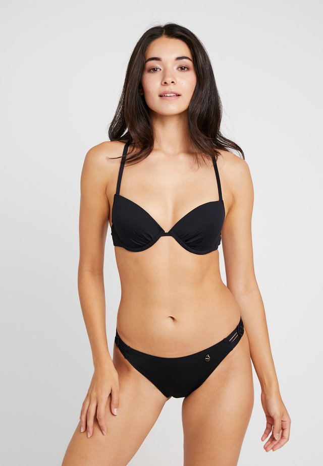 PUSH UP SET - Bikini - black