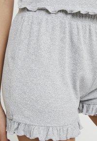 Topshop - BITTER SWEET SET - Pyjama - grey - 5