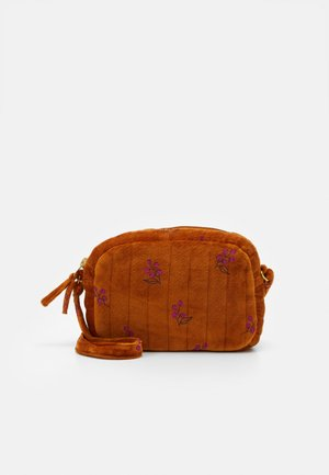MINI QUILT BAG - Borsa a tracolla - thai curry/rosehibs