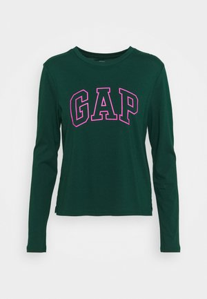 EASY TEE - Long sleeved top - pine green