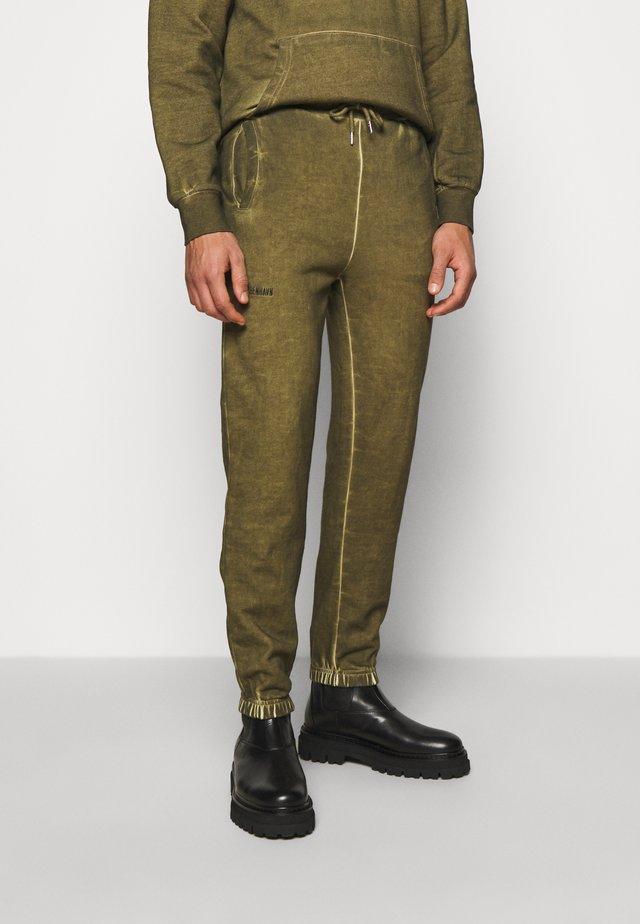 PANTS - Pantalon de survêtement - green crush