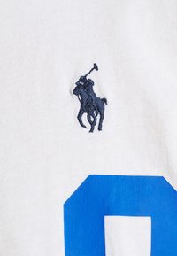 Polo Ralph Lauren - T-shirt z nadrukiem - white - 5