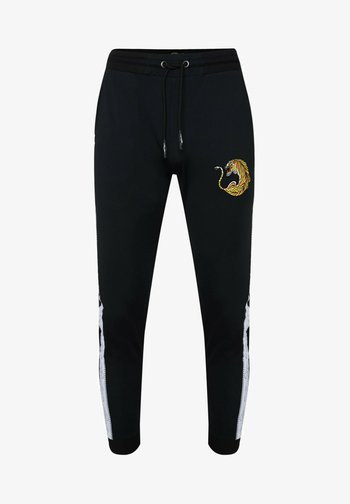 TIGER-TOKYO TRACKPANT - Pantalon de survêtement - black