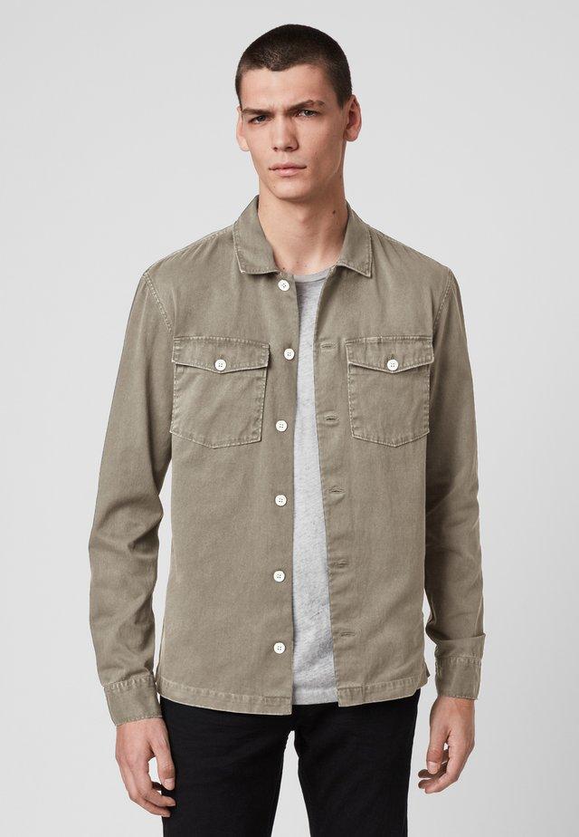 SPOTTER - Shirt -  brown