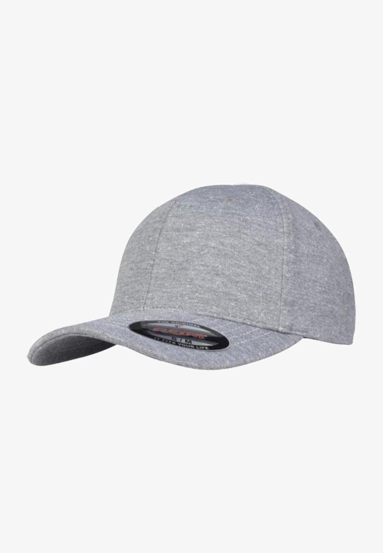 Flexfit - Cap - heather grey